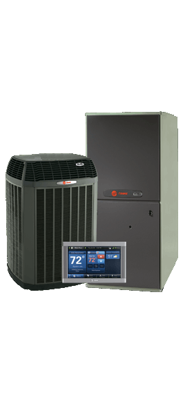 Trane Heating and air HVAC Units